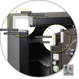 Gun Safes & Rifle Safe Products - AMSEC FV6032E5 Rifle & Gun Safe