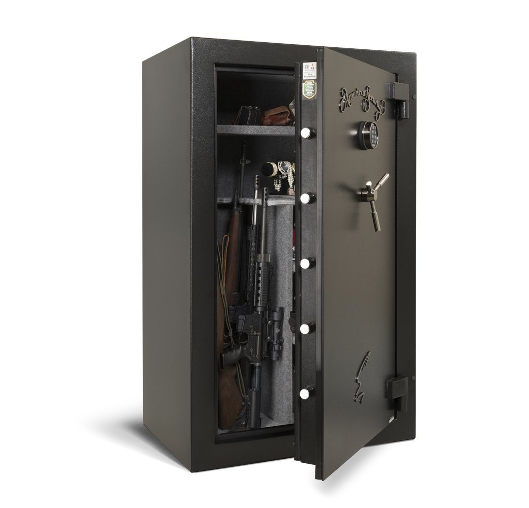 Gun Safes & Rifle Safe Products - AMSEC FV6036E5 Rifle & Gun Safe
