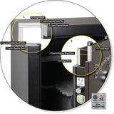Gun Safes & Rifle Safe Products - AMSEC FV7240E5 Wide Body Gun Safe