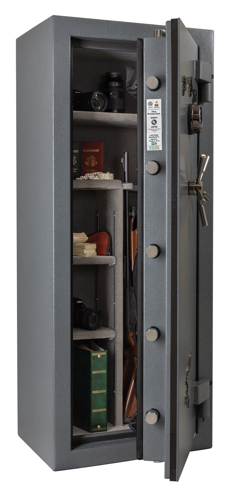 AMSEC NF5924E5 Rifle & Gun Safe with ESL5 Electronic Lock