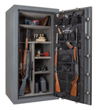 AMSEC NF6030E5 Rifle & Gun Safe with ESL5 Electronic Lock - Door Open Full