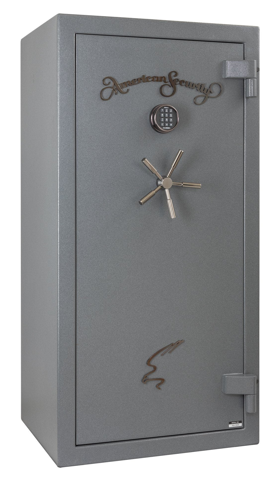 AMSEC NF6032E5 Rifle & Gun Safe with ESL5 Electronic Lock