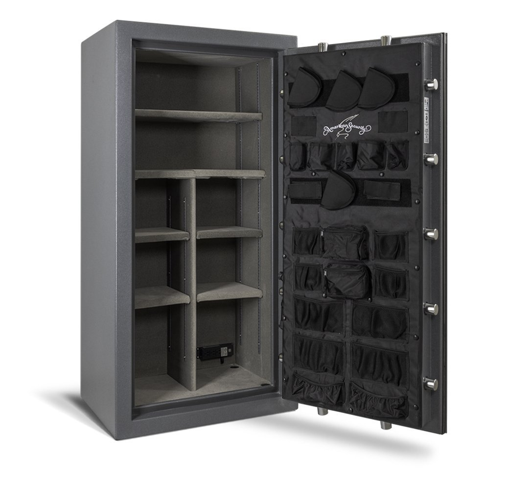 Gun Safes & Rifle Safe Products - AMSEC NF6032E5 Rifle & Gun Safe With ESL5 Electronic Lock