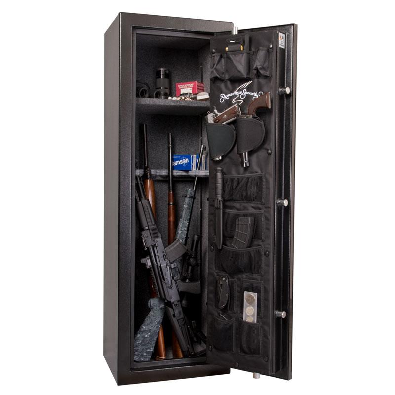 AMSEC TF5517E5 30 Minute Gun & Rifle Safe