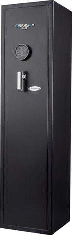 Gun Safes & Rifle Safe Products - Barska AX13100 Keypad Rifle Safe