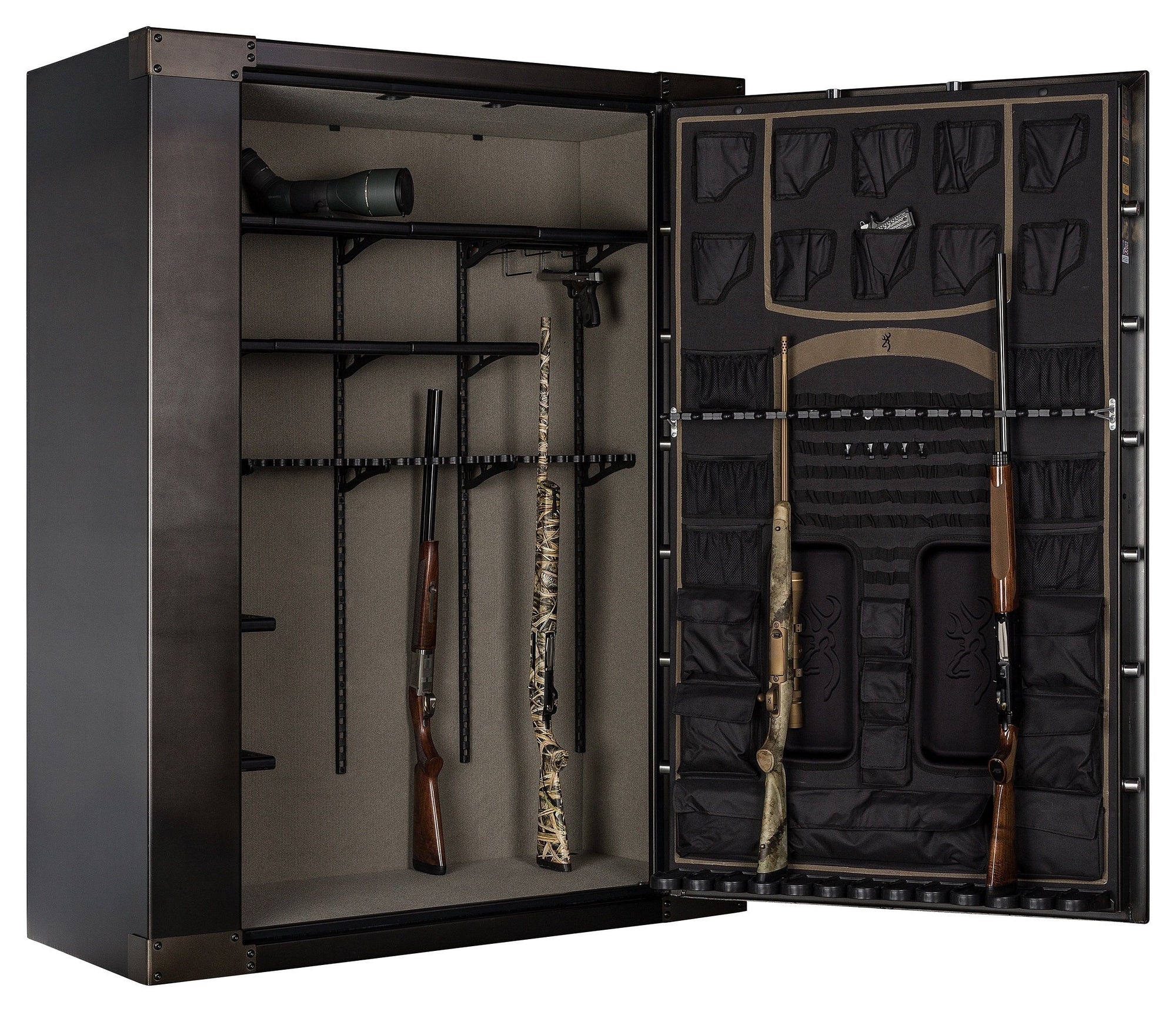 Gun Safes & Rifle Safe Products - Browning 1878-65T 1878 Series Extra Wide & Tall Gun Safe- 2021 Model