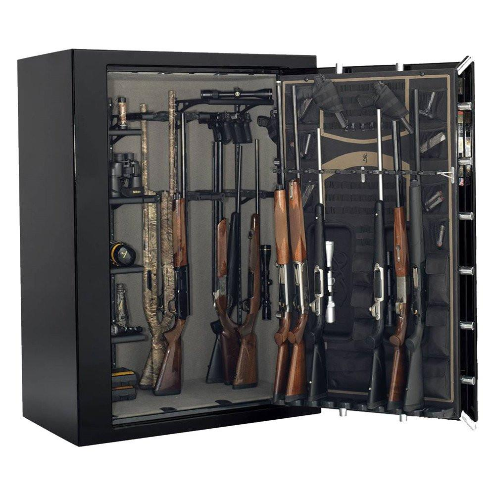Gun Safes & Rifle Safe Products - Browning M49 Medallion Series Gun Safe