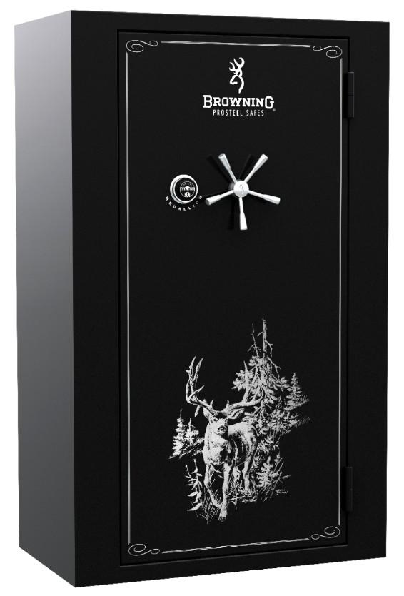 Gun Safes & Rifle Safe Products - Browning M49T Medallion Series Gun Safe - 2019 Model