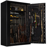 Gun Safes & Rifle Safe Products - Browning M49T Medallion Series Gun Safe - Black Gloss