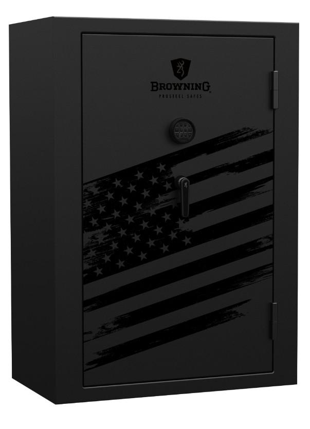 Gun Safes & Rifle Safe Products - Browning MP49 Black Label Mark V Gun Safe Blackout - 2019 Model