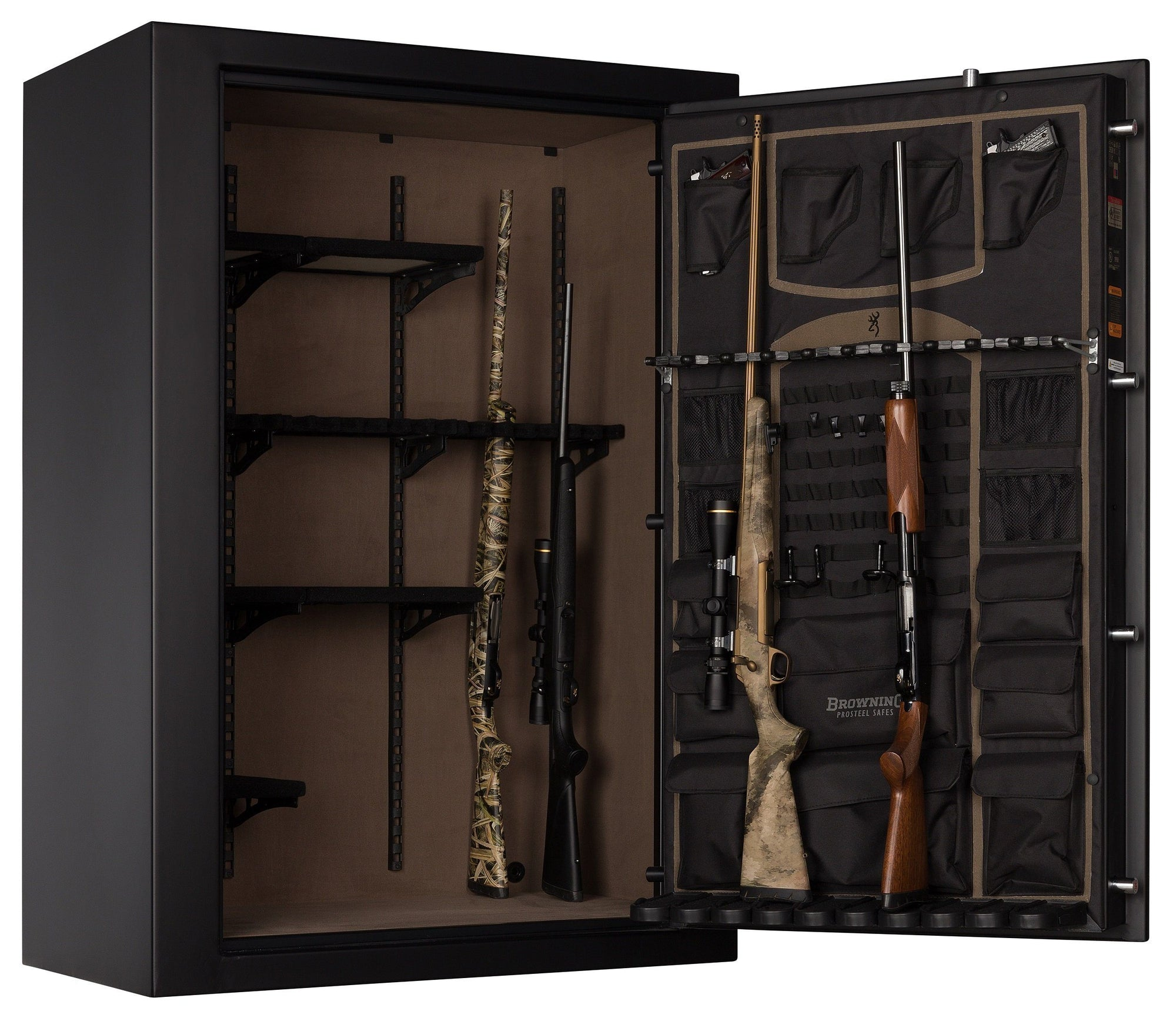 Browning MP49 Black Label Mark V Gun Safe Blackout