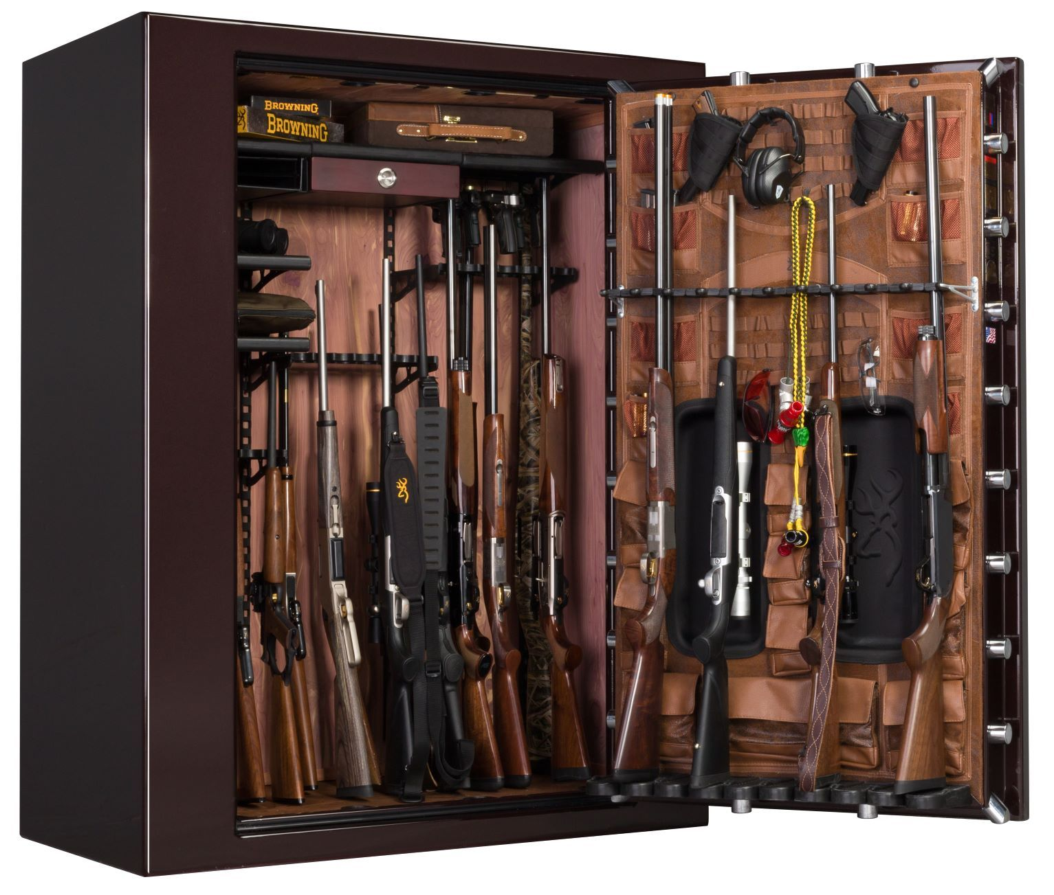 Gun Safes & Rifle Safe Products - Browning PP49 Platinum Plus Gun Safe - 2019 Model