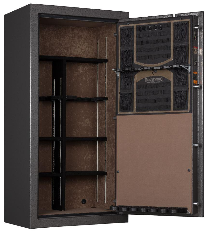 Gun Safes & Rifle Safe Products - Browning SP23 Core Collection Sporter Gun Safe Door Open Empty