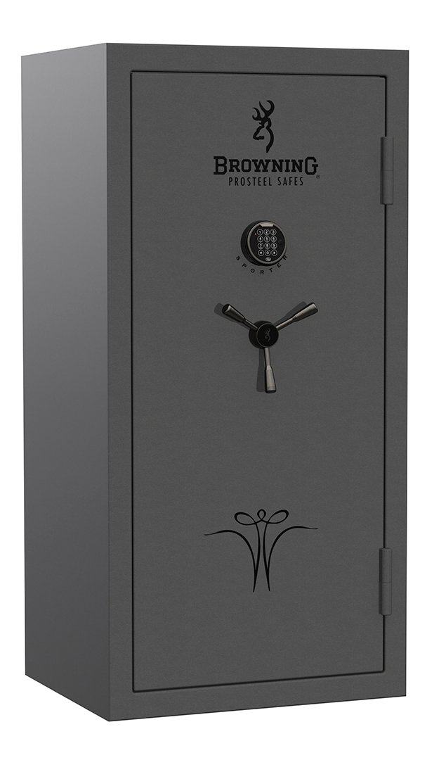 Gun Safes & Rifle Safe Products - Browning SP33 Core Collection Sporter Gun Safe - 2021 Model