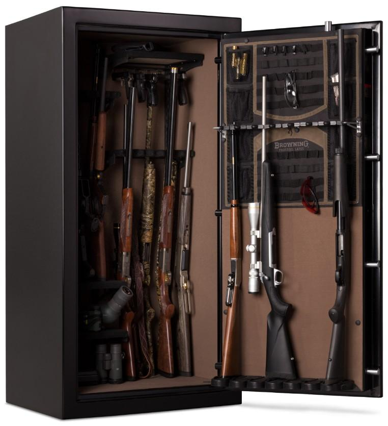 Gun Safes & Rifle Safe Products - Browning SP33 Core Collection Sporter Gun Safe