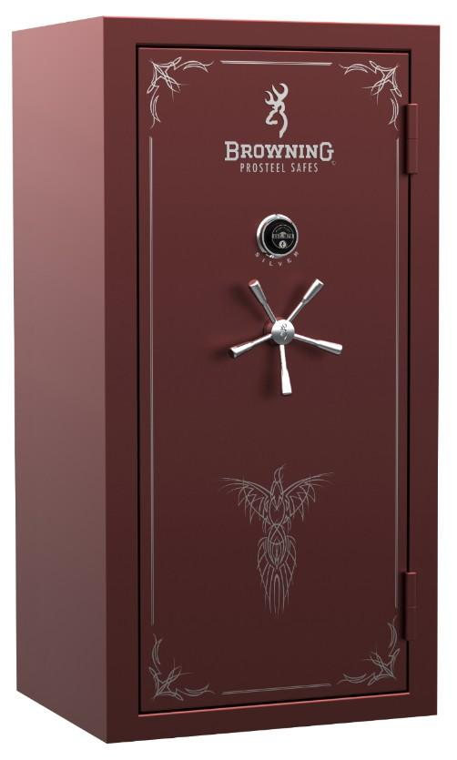 Gun Safes & Rifle Safe Products - Browning SR33 Silver Series Gun Safe - 2019 Model