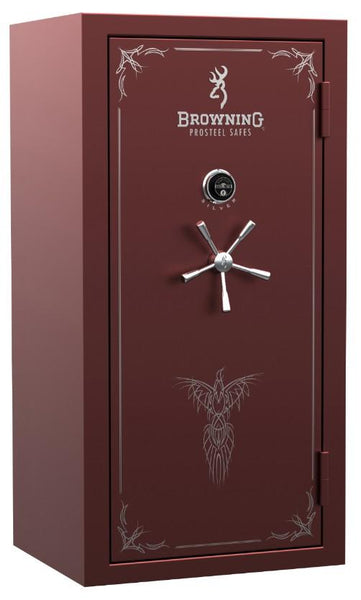Black Gun Safe In Living Room Decor: Browning SR33 Silver Series Gun Safe