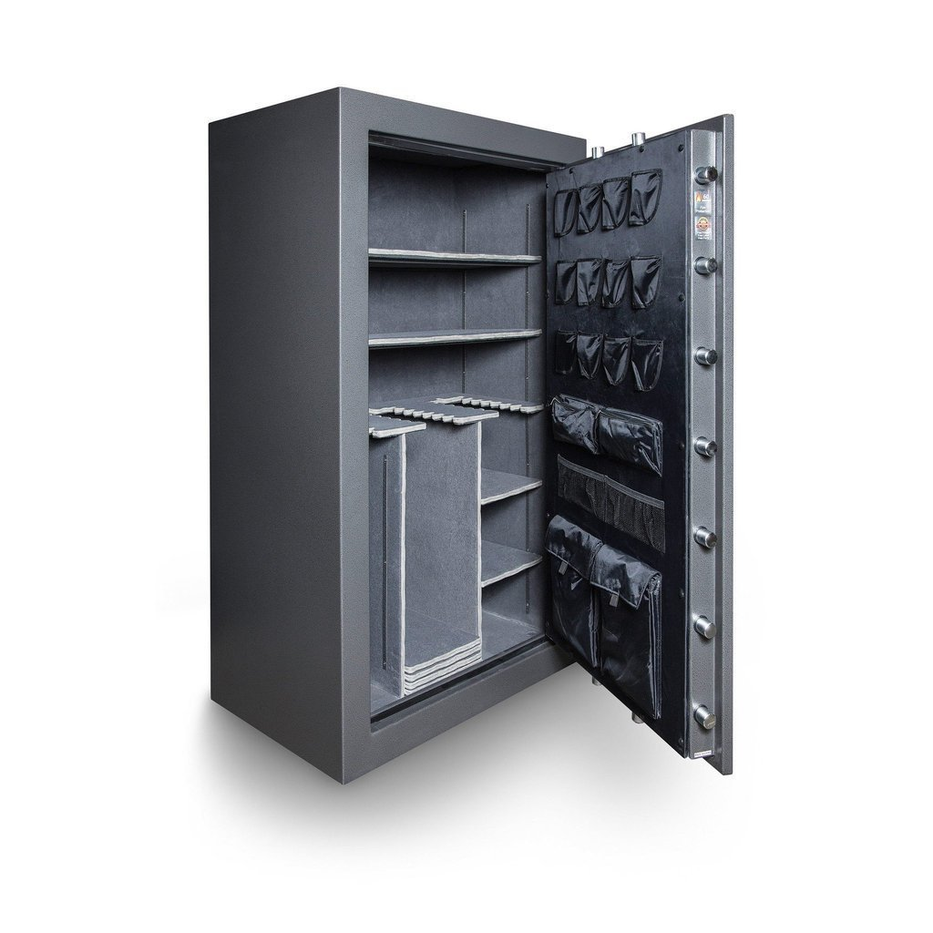 Gun Safes & Rifle Safe Products - Hollon BHS-45E Black Hawk Series Gun Safe