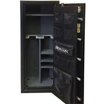 Gun Safes & Rifle Safe Products - Hollon CS-12E Crescent Shield Series Gun Safe