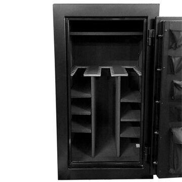 Gun Safes & Rifle Safe Products - Hollon CS-36E Crescent Shield Series Gun Safe