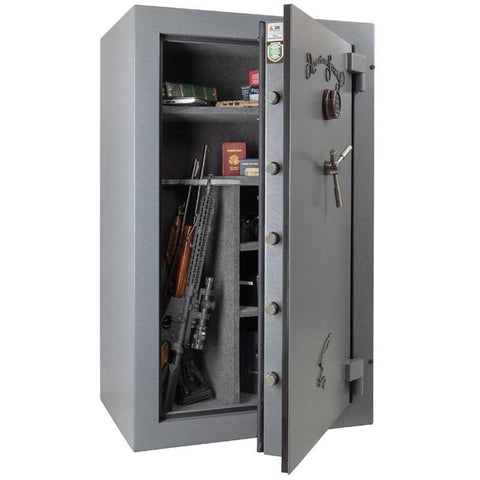 Gun Safes & Rifle Safe Products - Limited Edition AMSEC TF5936E5P 34 Gun Fully Loaded Wide Body Gun Safe