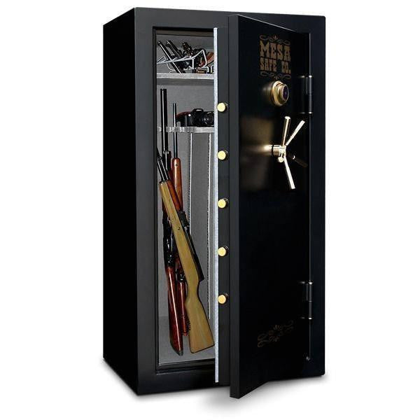 Gun Safes & Rifle Safe Products - Mesa MBF6032C Gun And Rifle Safe