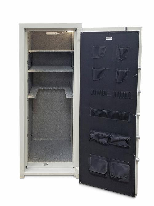 Gun Safes & Rifle Safe Products - SafeandVaultStore EV-5921 International Fortress EV Gun Safe