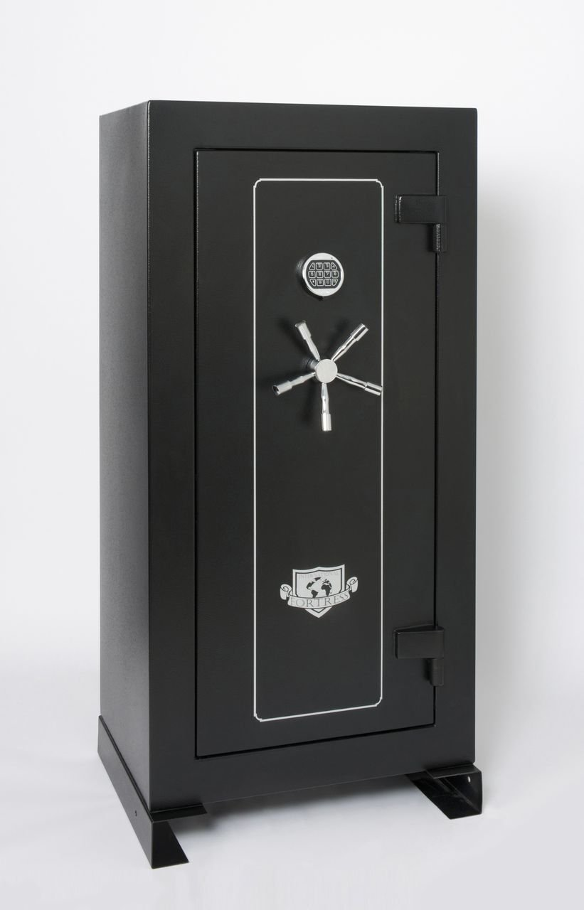 Gun Safes & Rifle Safe Products - SafeandVaultStore Gold 51T Tall Gun Safe