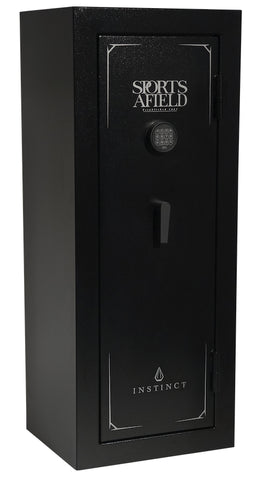Gun Safes & Rifle Safe Products - Sports Afield SA5520INS Instinct Series Gun Safe - 30 Minute Fire Rating