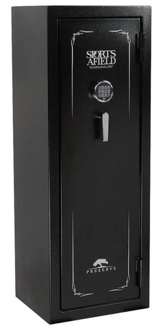 Gun Safes & Rifle Safe Products - Sports Afield SA5520P Preserve Series Gun Safe - 40 Minute Fire Rating