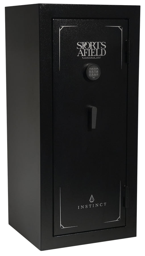 Gun Safes & Rifle Safe Products - Sports Afield SA5525INS Instinct Series Gun Safe - 30 Minute Fire Rating