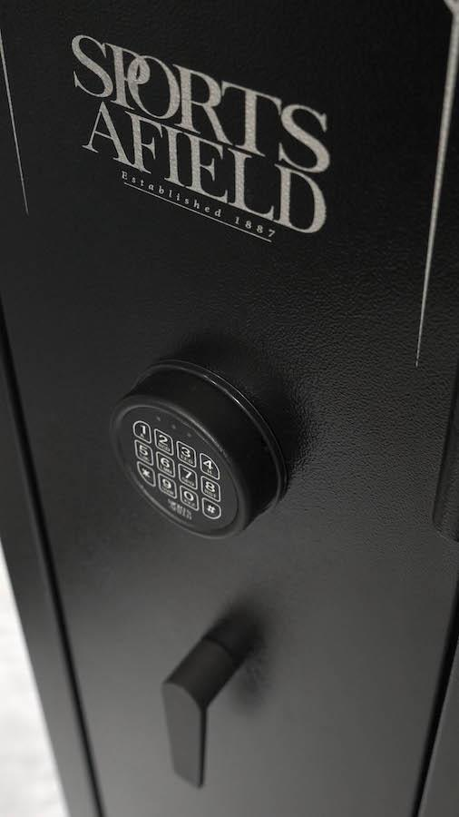 Gun Safes & Rifle Safe Products - Sports Afield SA5529INS Instinct Series Gun Safe - 30 Minute Fire Rating