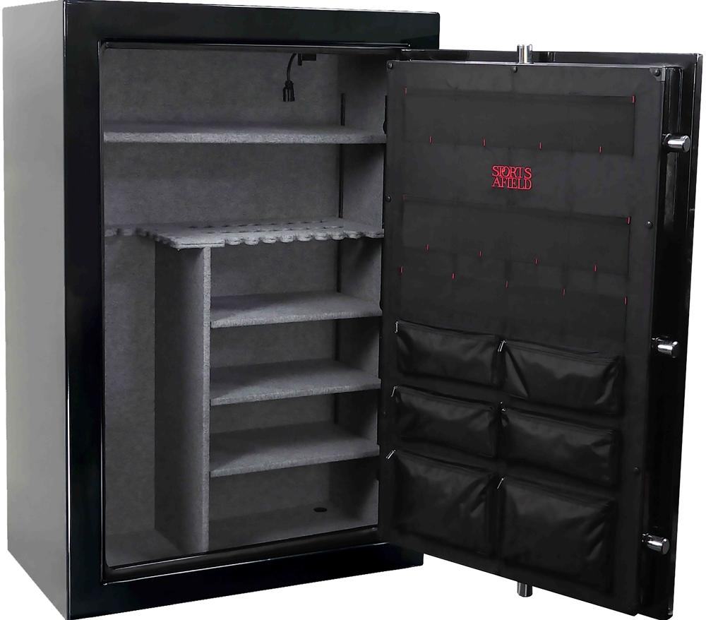 Gun Safes & Rifle Safe Products - Sports Afield SA5940P Preserve Series Gun Safe - 40 Minute Fire Rating