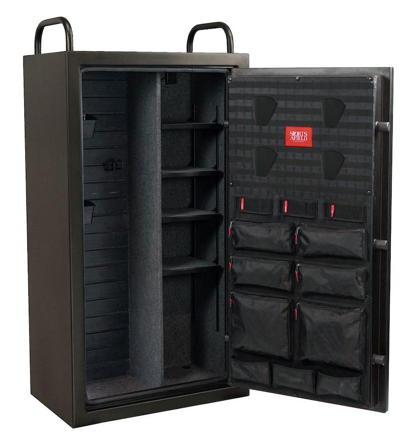 Gun Safes & Rifle Safe Products - Sports Afield SA6033LZ Tactical Gun Safe - 40 Minute Fire Rating