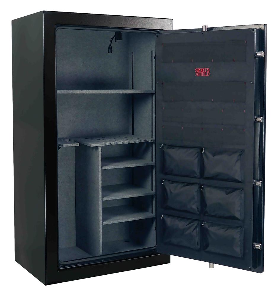 Gun Safes & Rifle Safe Products - Sports Afield SA7240P Preserve Series Gun Safe - 40 Minute Fire Rating