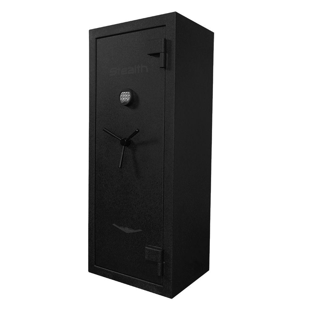 Gun Safes & Rifle Safe Products - Stealth UL23 Gun & Rifle Safe - 23 Gun Capacity