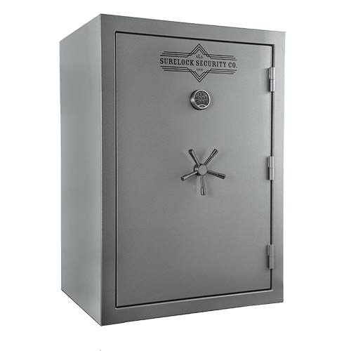 Gun Safes & Rifle Safe Products - Surelock Security SLSCL-35 Colonel Series Gun Safes