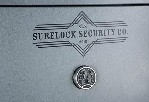 Surelock Security SLSCL-35 Colonel Series Gun Safes