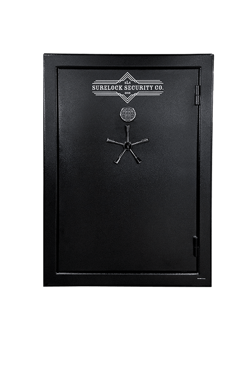Gun Safes & Rifle Safe Products - Surelock Security SLSLT-48 Lieutenant Series Gun Safe