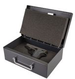 AMSEC PS1208EZ Easy-Carry Handgun Safe - Door Open