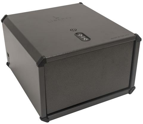 Handgun And Pistol Safes - Liberty HDX-350 Smart Vault Biometric Handgun & Pistol Safe
