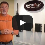 Handgun And Pistol Safes - Shotgun ShotLock 200E (Electromechanical)