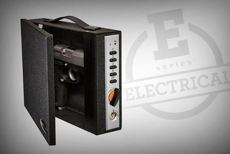 Handgun And Pistol Safes - ShotLock Handgun 200E (Electromechanical)