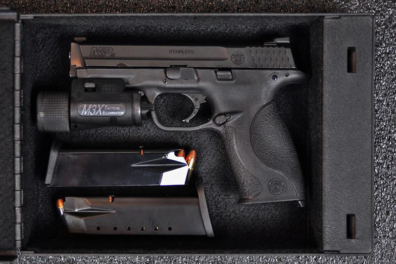 Handgun And Pistol Safes - ShotLock Handgun ShotLock 200M (Mechanical)