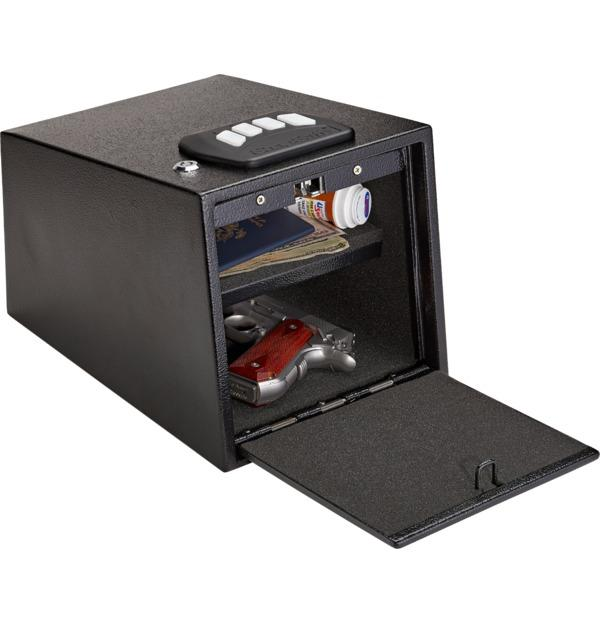 Handgun And Pistol Safes - SNAPSAFE 2 Gun Keypad Vault