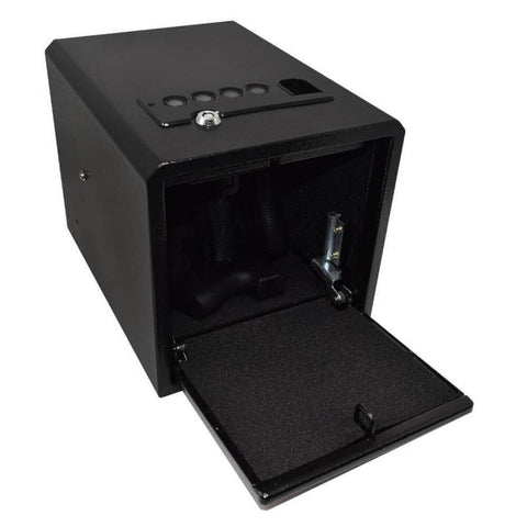 Handgun And Pistol Safes - Stealth STL-HH-SAFE-BIO Biometric Handgun Hanger Safe