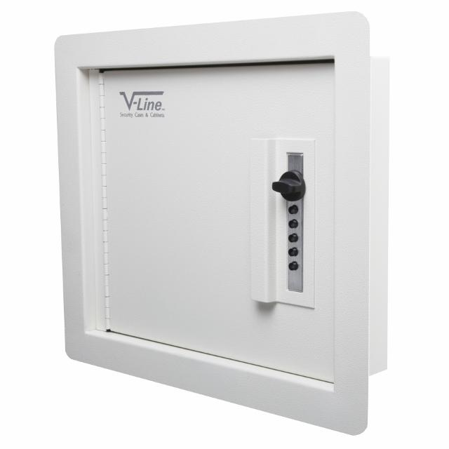 Handgun And Pistol Safes - V-Line 41214-S Quick Vault Pistol Safe