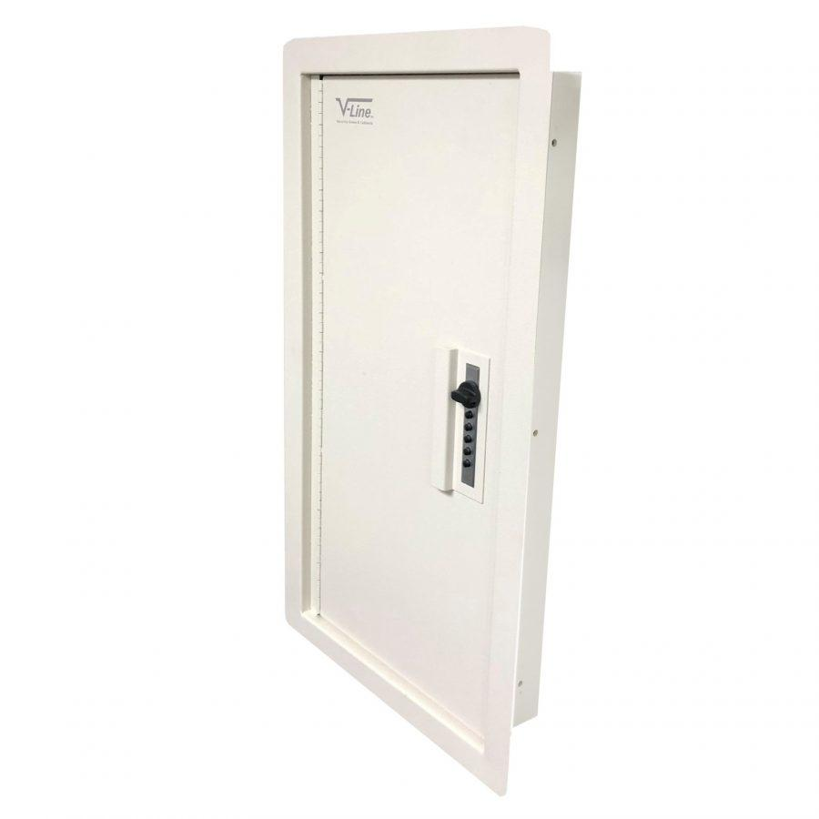 Handgun And Pistol Safes - V-Line 41214QVXL Quick Vault XL Quick Access Security Case
