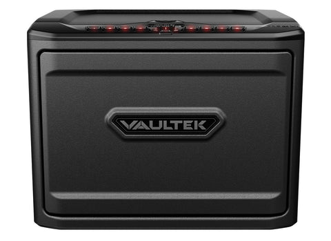 Handgun And Pistol Safes - Vaultek MXi Large Capacity Rugged Bluetooth Smart Safe With Biometric Lock