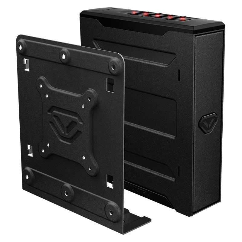 Handgun And Pistol Safes - Vaultek SL20-BK Slider Series Pistol Safe